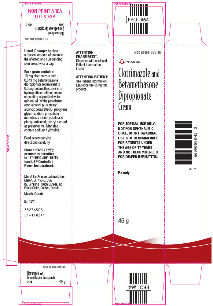 Clotrimazole And Betamethasone Dipropionate Cream For Diaper Rash