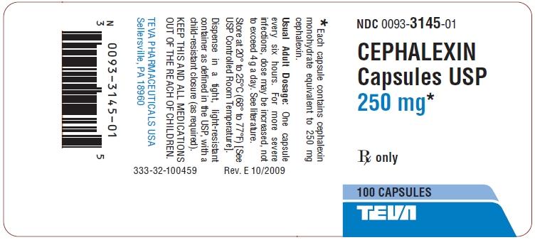 céfalexine 750 mg