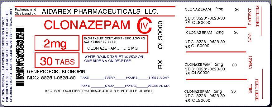 order clonazepam drug family chart