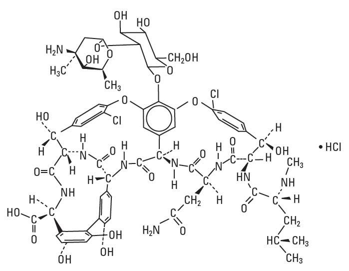 Vancomycin Hydrochloride By Hospira Inc