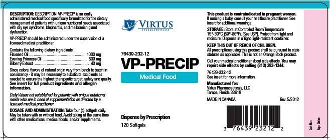 PRINCIPAL DISPLAY PANEL - 120 Softgels Bottle Label text