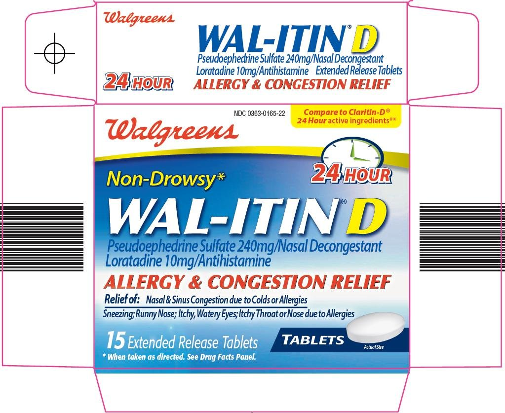 Wal itin D (by WALGREEN COMPANY)