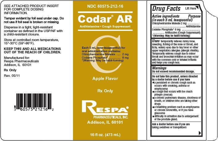 Codeine dosage teaspoon