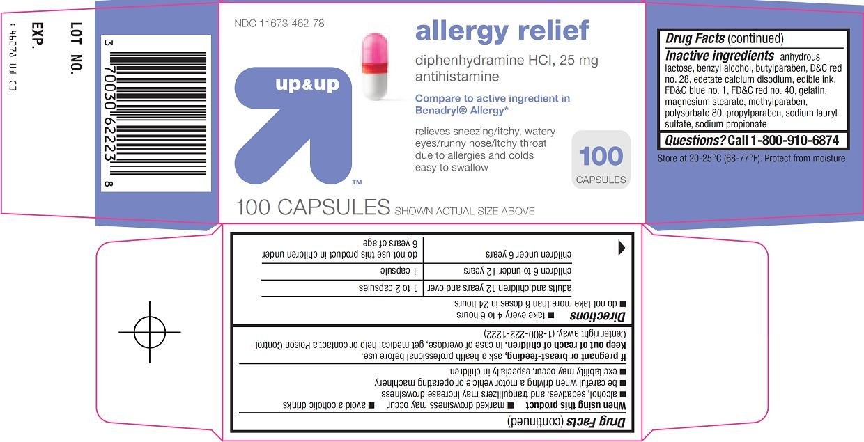 up and up allergy relief (by Target Corporation)