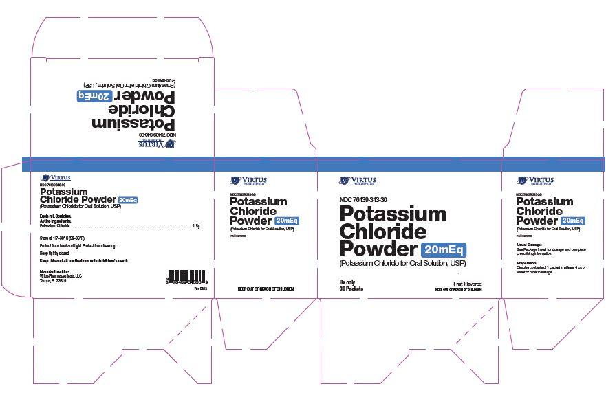 Potassium Chloride (by Virtus Pharmaceuticals LLC)