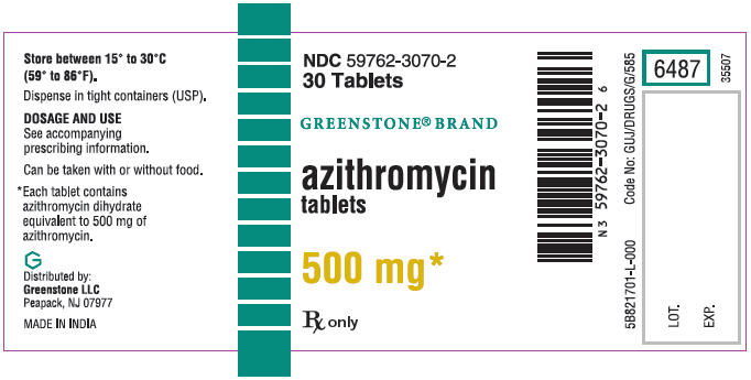 Greenstone azithromycin made in india
