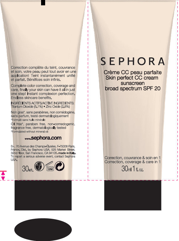 Sephora It Palette 650