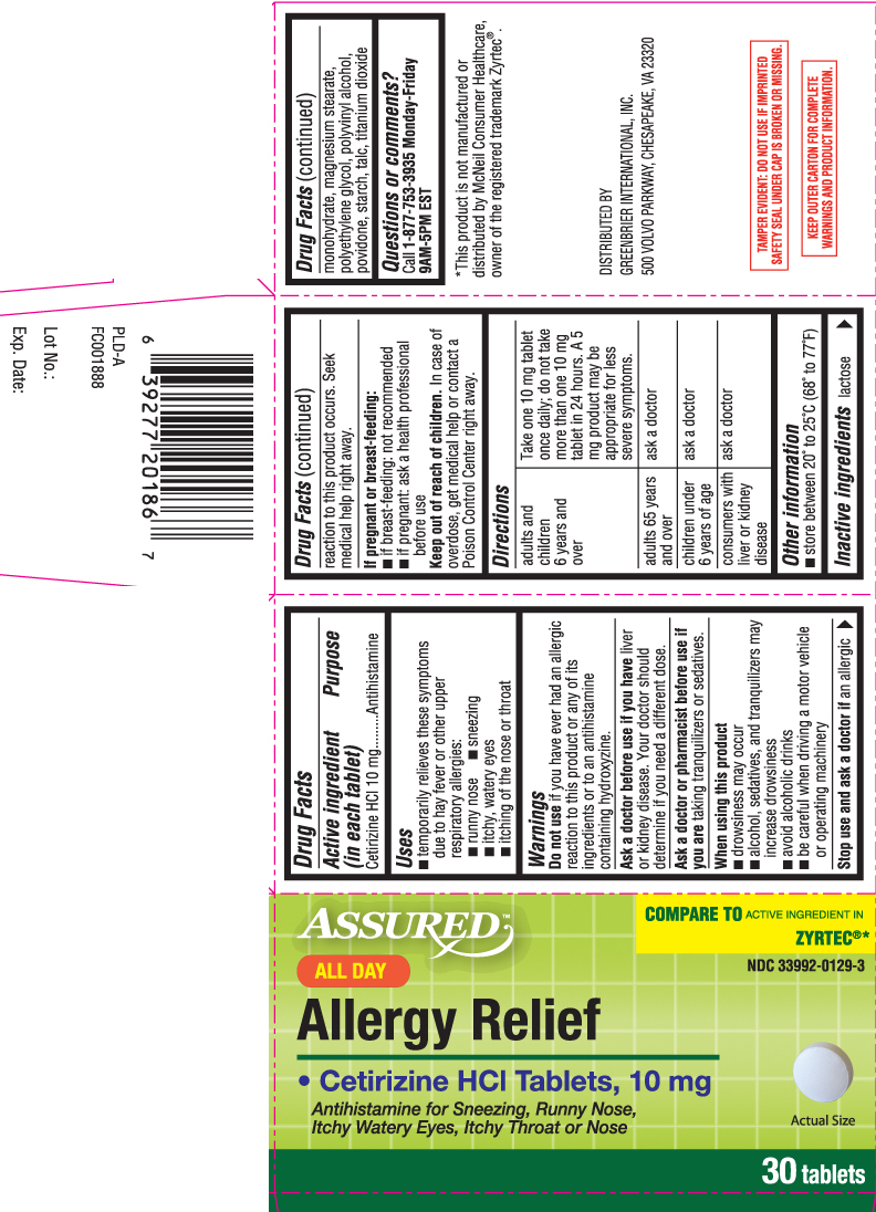 All Day Allergy Relief By Assured Dollar Tree