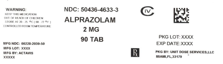 ALPRAZOLAM TABLET 2MG