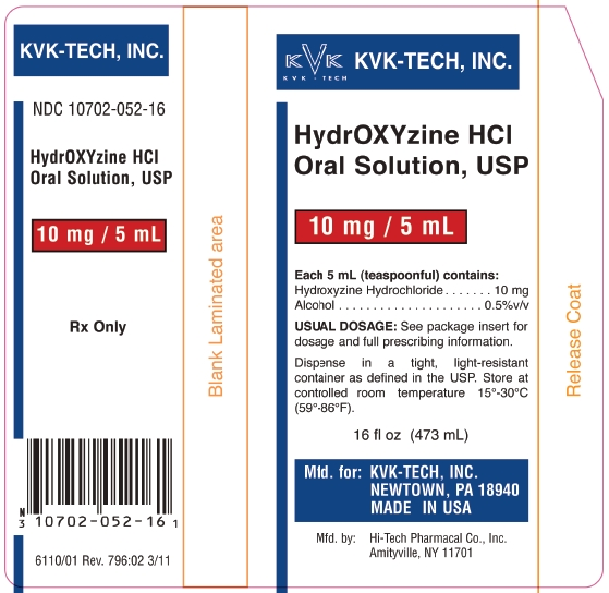 Hydroxyzine Dosage For Adults