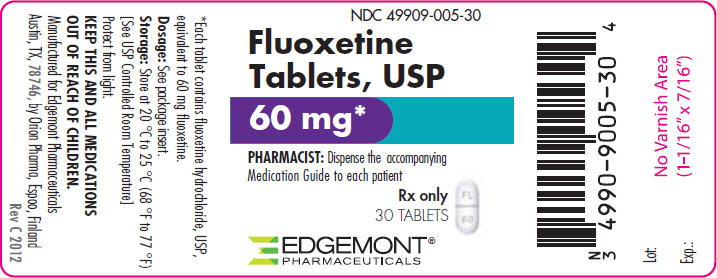 Pharmaceutical Producer Of Fluoxetine