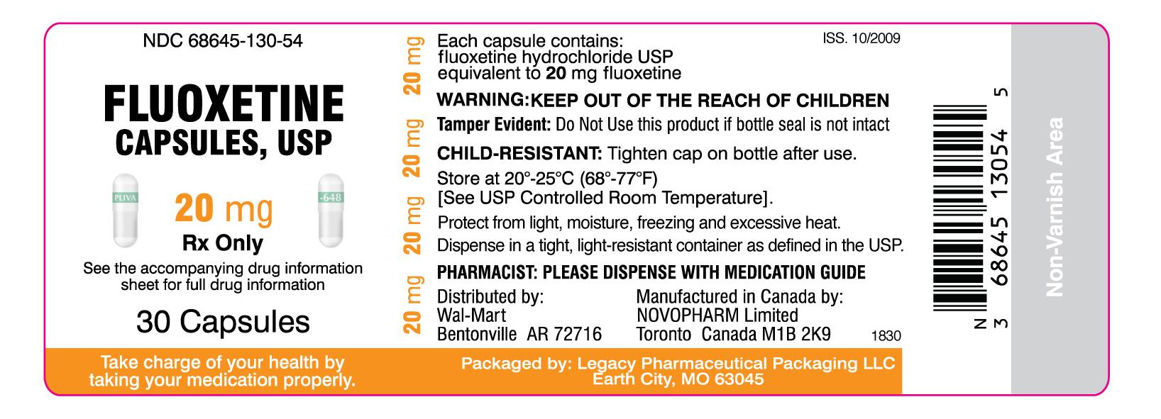 Fluoxetine Manufacturers Par